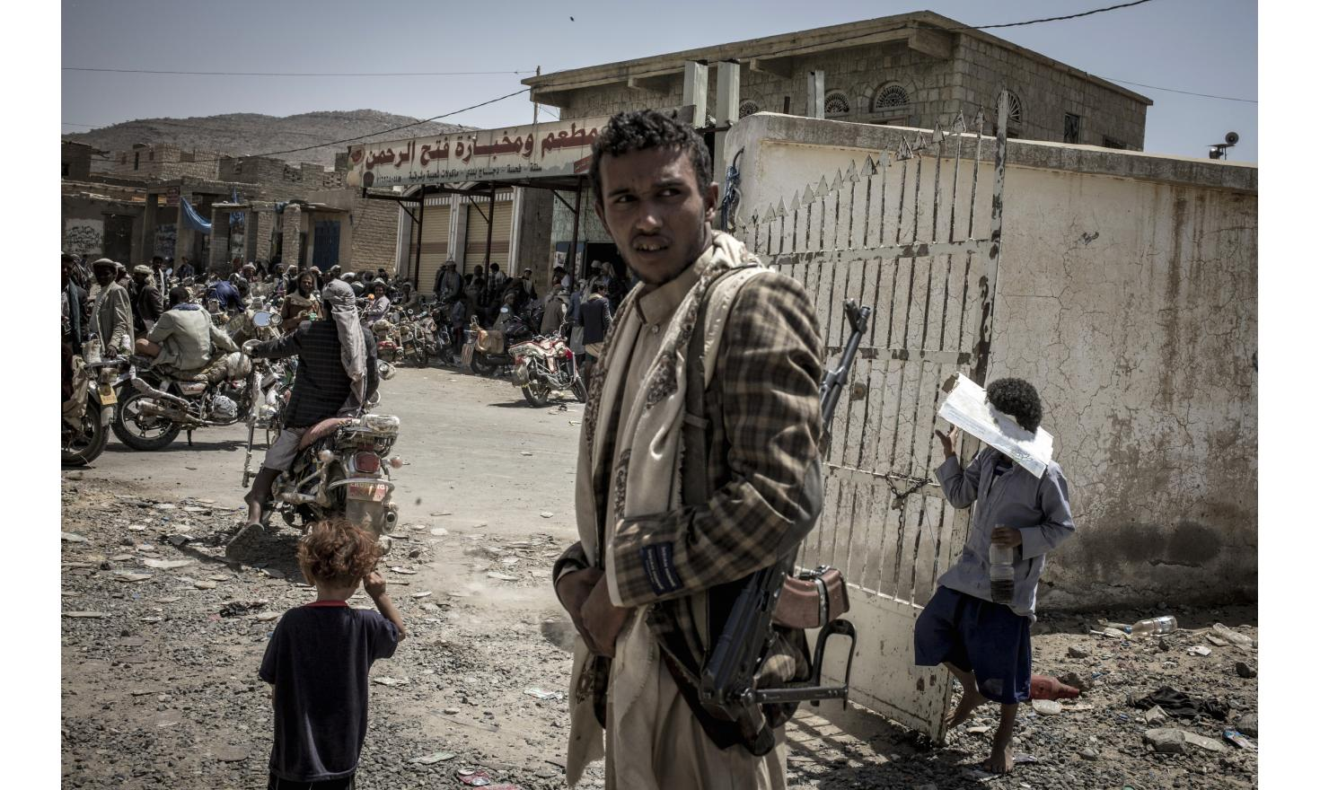 Houthis in