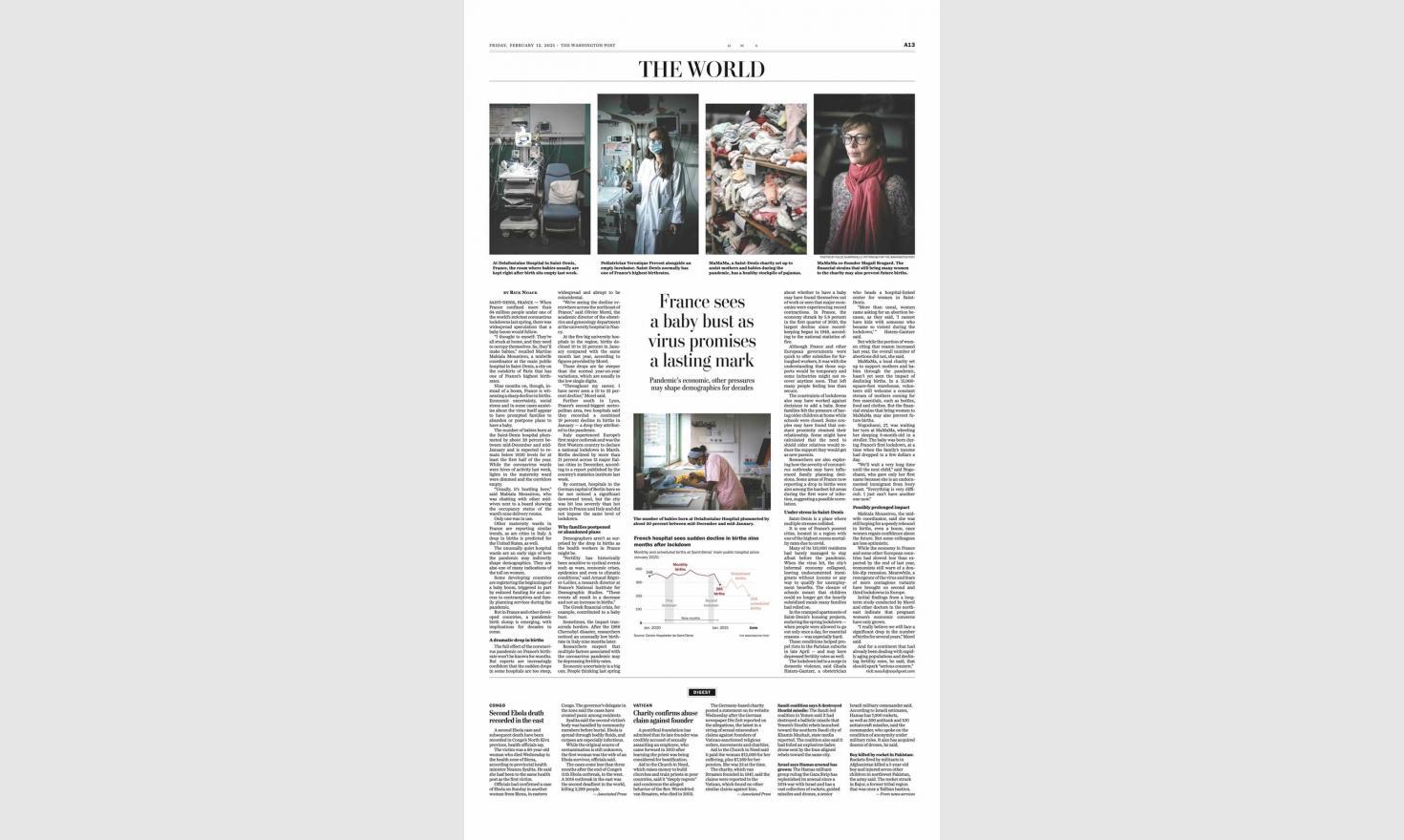 The Washington Post, February 11th 2021