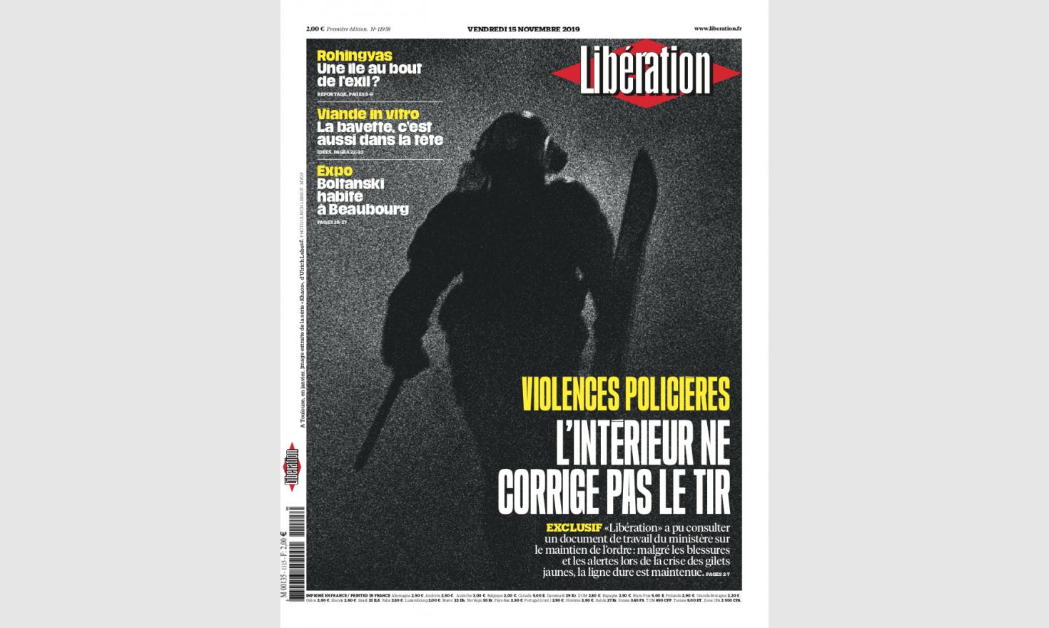 Libération, 2019