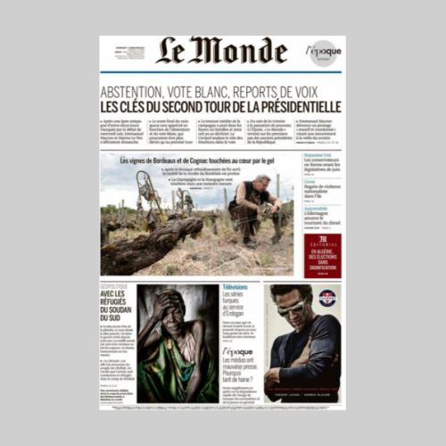 Le Monde 2017