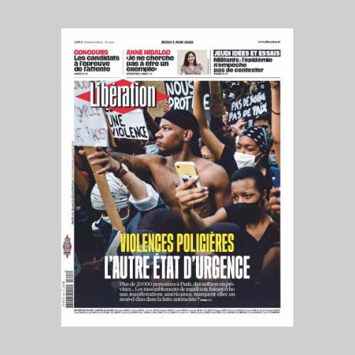 Une Libération 4 Juin 2020