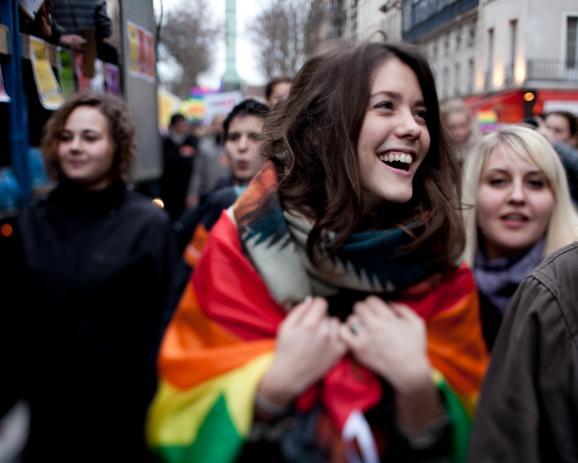 Manifestation du 16 décembre 2012