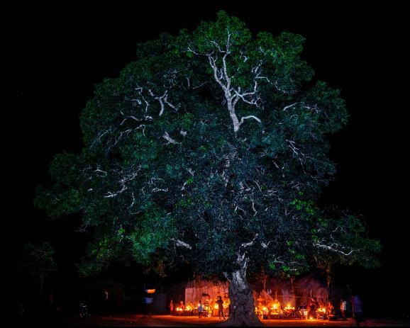 BENIN. When Light Will Touche Africa.